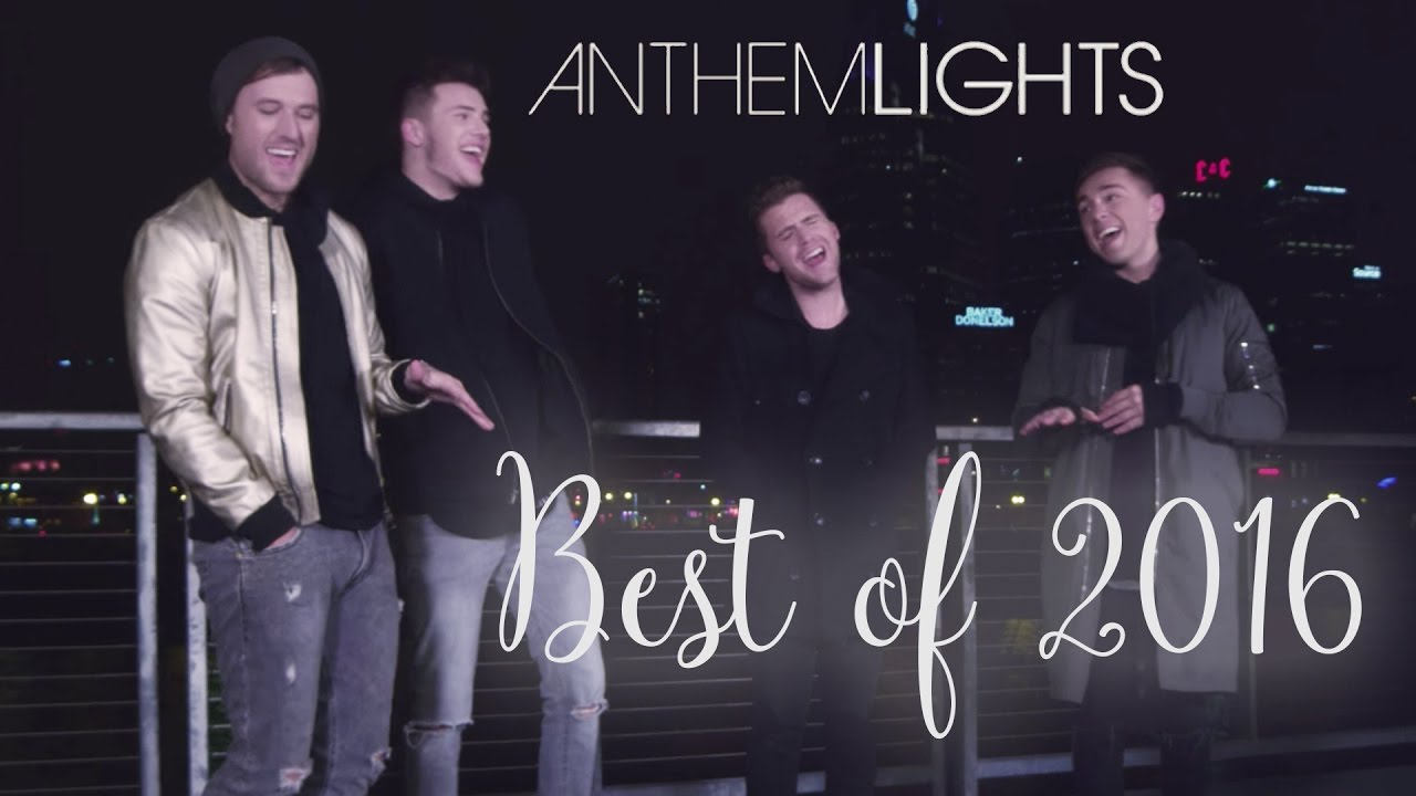 Best Of 2016 Medley Anthem Lights Mashup Youtube