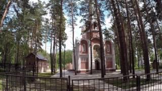 Лес и церковь. Сибирь. Siberia(, 2016-06-03T18:14:20.000Z)