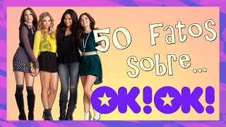 50 FATOS SOBRE PRETTY LITTLE LIARS