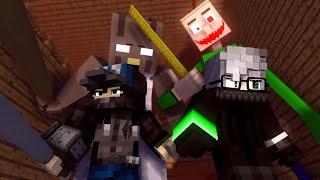 The Victims 🎃 - Minecraft Halloween Animation