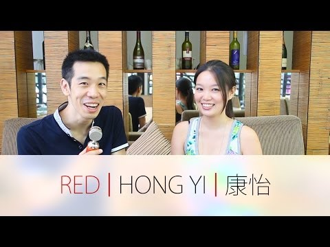 Red Hong Yi Interview - Red's Journey Inspiring Us to Pursue Our Passions and Dreams