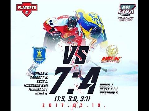 MOL236 ASC Corona Brasov - Debreceni HK   7:4 (1:3, 3:0, 3:1) - 2:2 2017.02.19