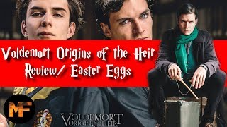 Voldemort Origins of the Heir Movie Review (+Easter Eggs)