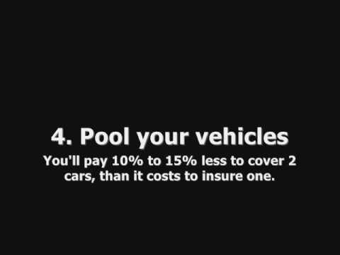how to cut car insurance costs