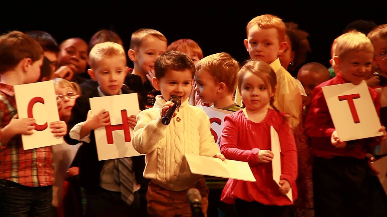 Kids Christmas Program 2013 Celebration Church, Lakeville, MN - YouTube