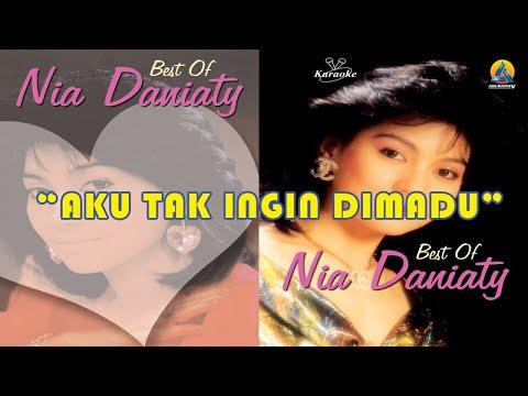 Nia Daniaty - Aku Tak Ingin Dimadu (Karaoke)