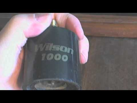 Marconi's Ideas On The Wilson 1000 And Water Problems.