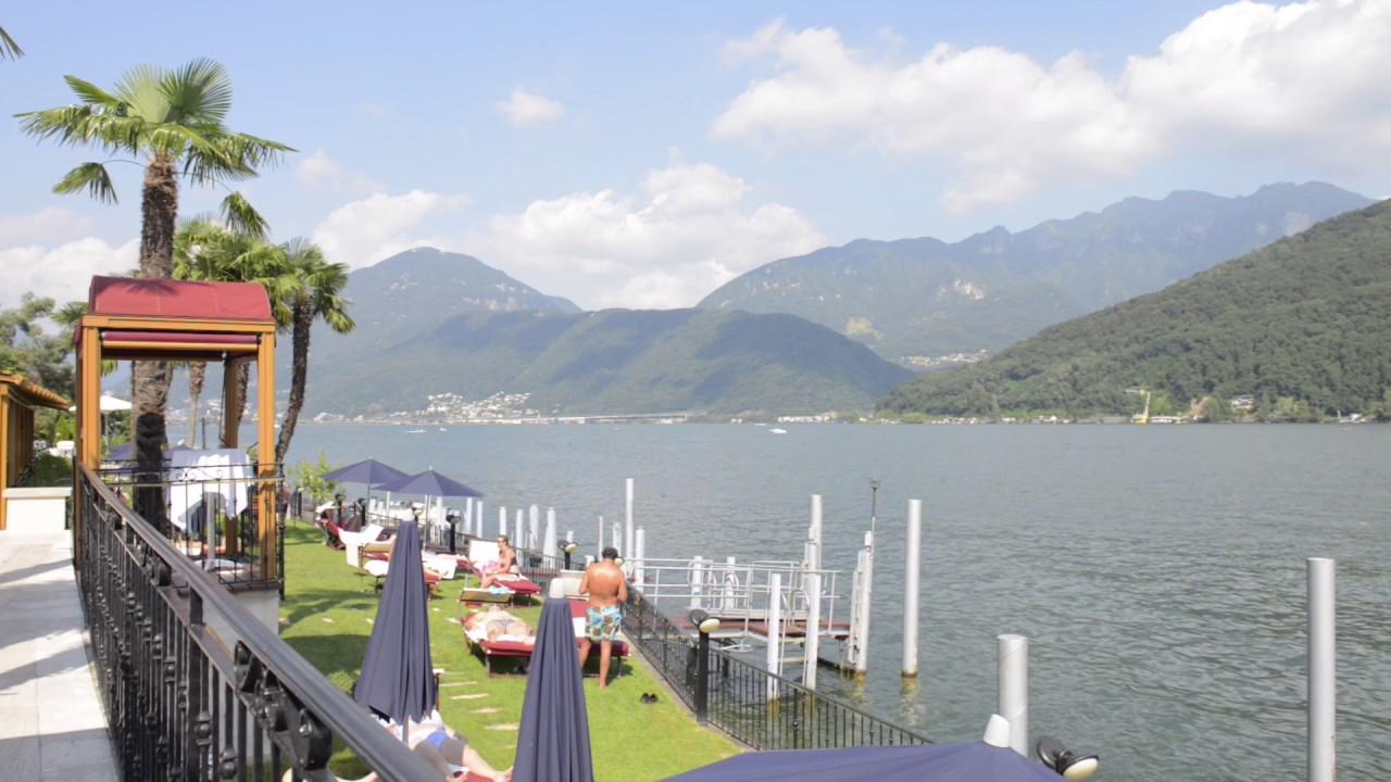 Amazing Switzerland. Lugano - a diamond on a country map 52