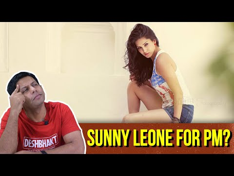 Can Sunny Leone Save The Congress? | Ep - 99 The DeshBhakt Ft Akash Banerjee
