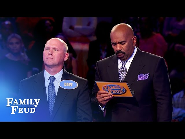 Final answer: 49 points! Is it enough for $20,000? | Family Feud
