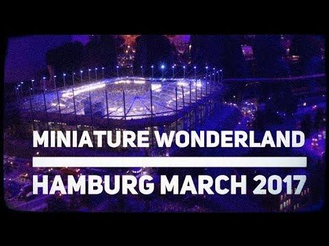 Miniature wonderland hamburg 2017