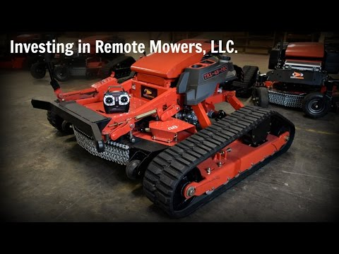 Remote Mowers, LLC Investment Opportunity