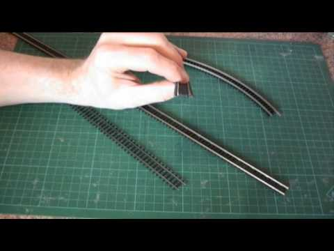Guide – Types Of N Gauge Track Pt1