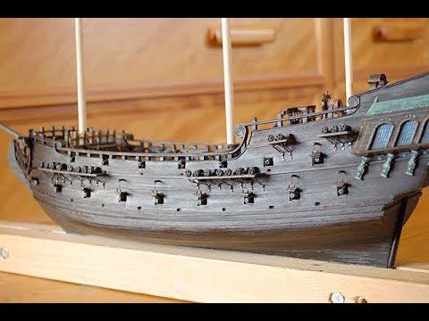 Cмотреть черная жемчужина корабль модель