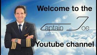 Youtube Trailer Flywithcaptainjoe English