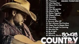 New Country Music 2021 ♪ Chris Stapleton, Kane Brown, Luke Combs, Thomas Rhett, Jason Aldean 2021 ♪
