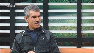 بامداد خوش - ورزشگاه - محمد علیم صحتمند کسی که میخواهد رکورد در گینس به ثبت برساند