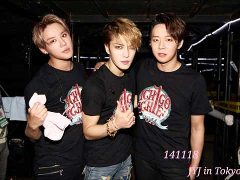 [AUDIO FULL] 20141118 JYJ Japan Dome Tour in Tokyo