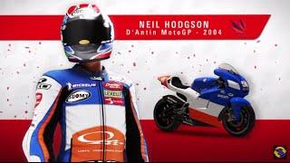 MotoGP 15 Eventos 4T #12 Neil Hodgson Ducati Desmosedici