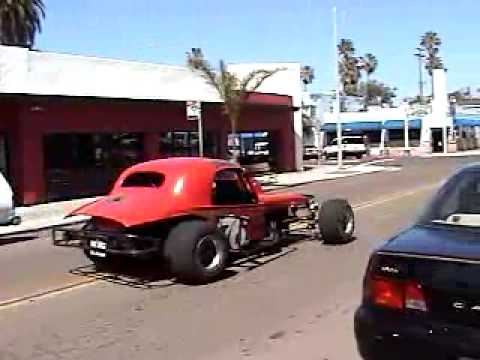 Dirt Track race car for the Street – Information on