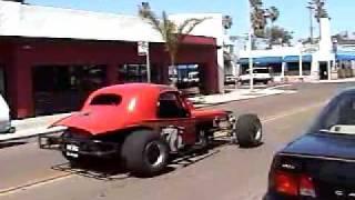 Street Legal 1936 Dirt Track Race Car listen and watch