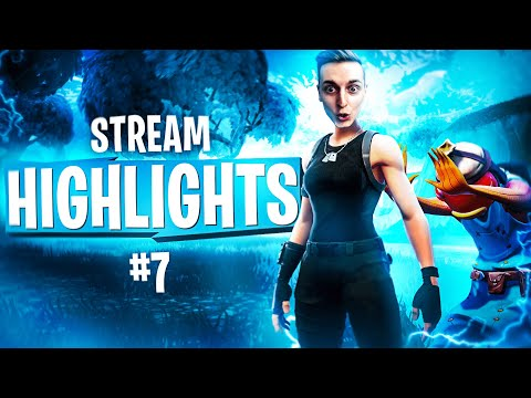 TRYMACS IN FORTNITE GETROFFEN?! | Stream Highlights #7 | Pain