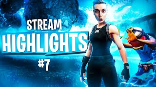 TRYMACS IN FORTNITE Stream Highlights #7 | Pain