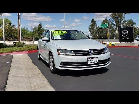 2017 Volkswagen JETTA Sedan 1.4T S Sacramento Roseville Elk Grove Folsom Woodland