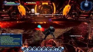 DC Universe Online PS4 Gameplay Part 1 - The Beginning of Afro Fox Man