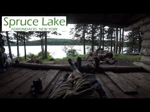 Spruce Lake - Back where it all began!