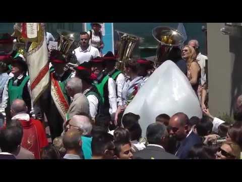 A Capri la banda musicale di Postal (Alto Adige) per il progetto