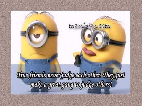 Top funny minion quotes 2016   YouTube Top funny minion quotes 2016