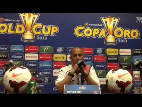 Press conference post game Trinidad and Tobago vs Haiti