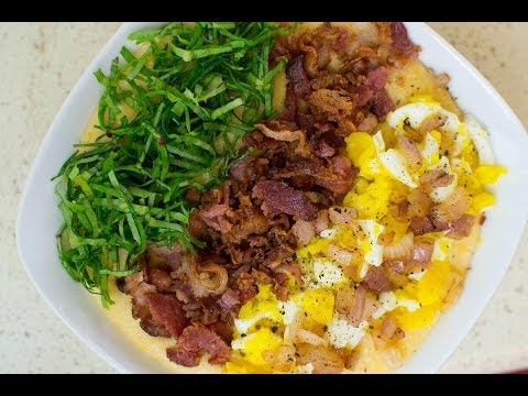 Morning Grits Breakfast Bowl