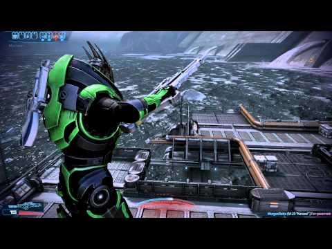 Mass Effect 3 - Баг в коллективной игре (Часть первая)