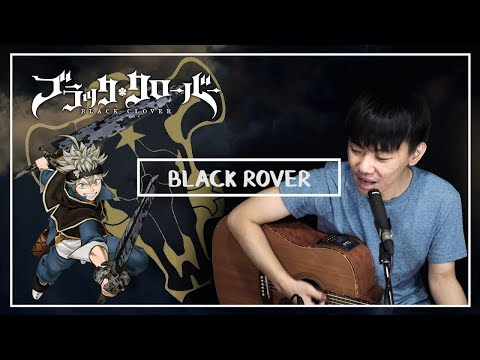 BLACK ROVER (Black Clover OP 3) - Acoustic Cover By Jason WIjaya