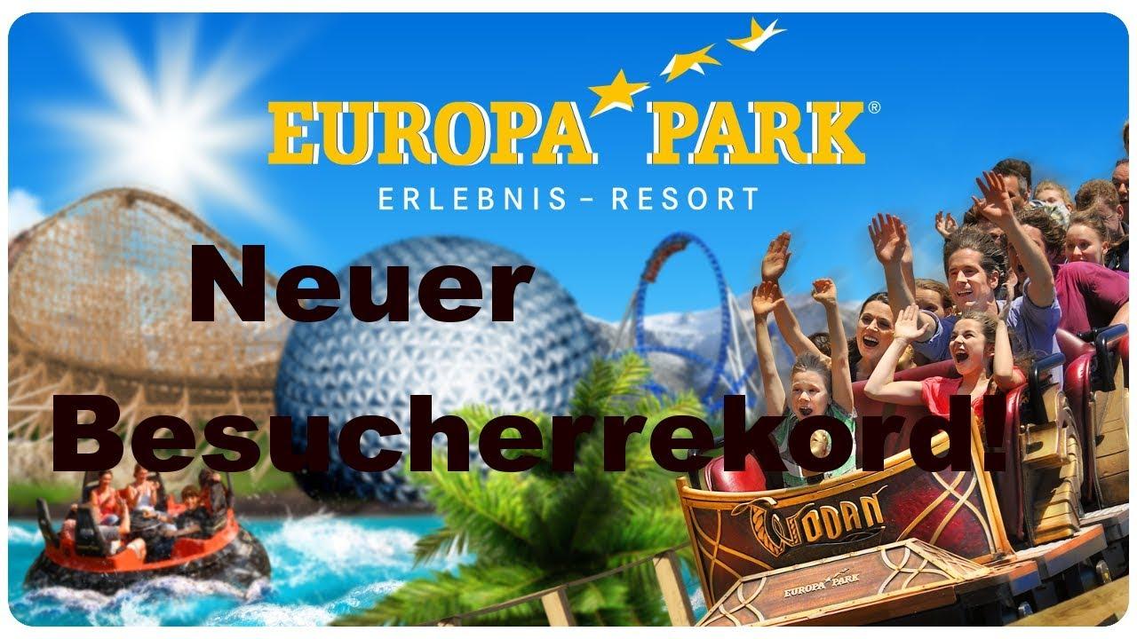 Europapark News