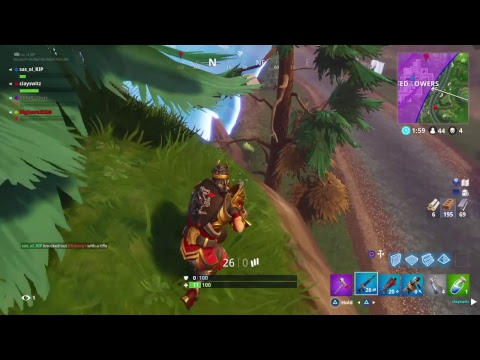 Fortnite with the famous  Big Dave
