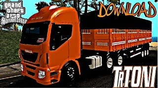Conjunto Trans Toni GBN 13AM - GTA SA (Download)