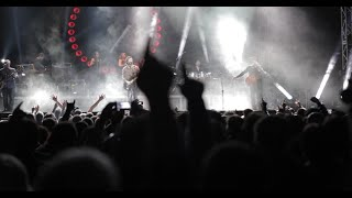Pink Tones - Wish You Were Here (whole album). Vistalegre, Madrid, March 13th 2015