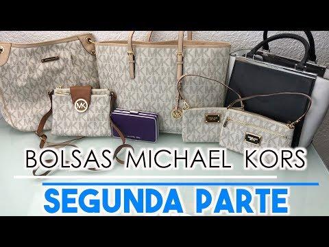 COLECCIÓN DE BOLSAS Michael Kors (Segundo Video) - Mariana Malex