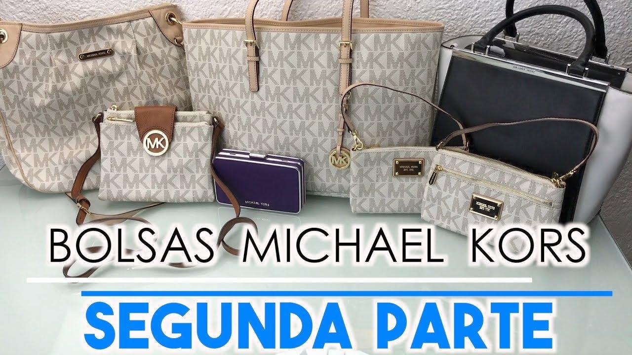 VideoMariana Michael Colección De Bolsas Malex Korssegundo xrdoCBWe