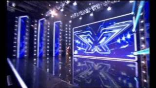 The X Factor 2010 - Paije Richardson (both performances) A star in the making (HQ)