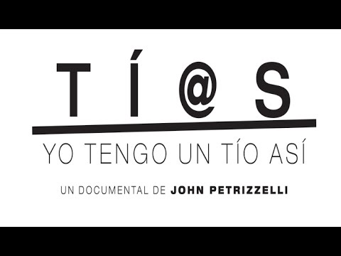 Detrás de Cámara del documental TÍ@S de John Petrizzelli