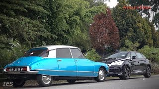 Classic Chatter: Citroen DS