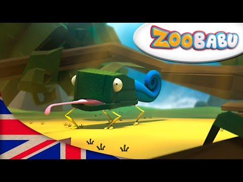zoobabu-|-chameleon-and-more-|-cartoons-for-children