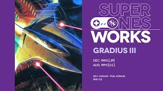 Gradius III retrospective: Life at half-speed | Super NES Works #005