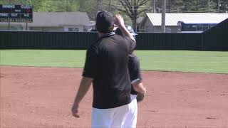 04-09-18 Rock Creek-Calera baseball highlights