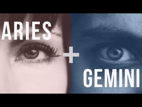 aries male and gemini female dating