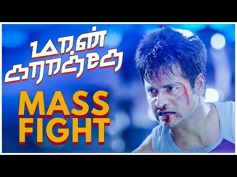 Maan Karate - Boxing Fight | Sivakarthikeyan | Hansika Motwani | Anirudh Ravichander